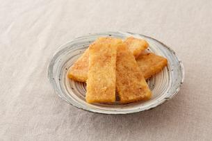 凍み餅の写真素材 [FYI02990318]