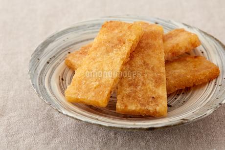 凍み餅の写真素材 [FYI02990326]