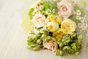 春の花束の写真素材 [FYI02990392]