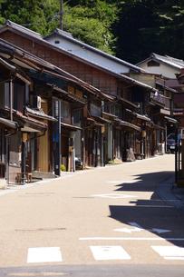 岩村町 町並の写真素材 [FYI02990734]