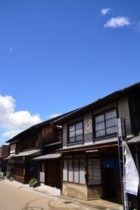 岩村町 町並の写真素材 [FYI02990736]