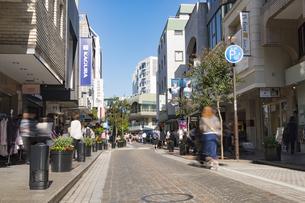 横浜の元町商店街の写真素材 [FYI02990832]