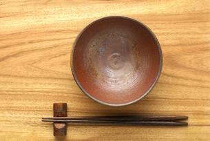 飯碗の写真素材 [FYI02991183]