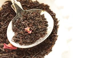 飲食のバラ茶の写真素材 [FYI02991264]