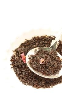 飲食のバラ茶の写真素材 [FYI02991269]