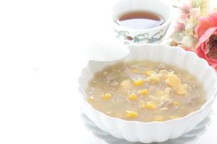 中華コーンスープの写真素材 [FYI02991292]