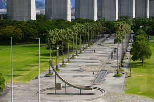 瀬戸大橋記念公園の写真素材 [FYI02991535]