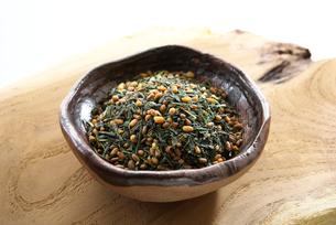 玄米茶の写真素材 [FYI02991580]