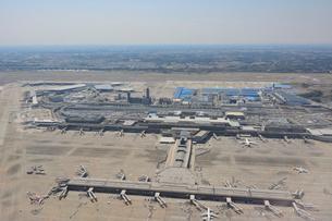成田国際空港の写真素材 [FYI02991985]