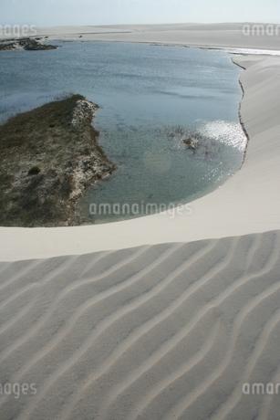 レンソイス・マラニャンセス国立公園の写真素材 [FYI02991987]