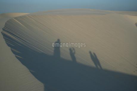 レンソイス・マラニャンセス国立公園の写真素材 [FYI02992020]