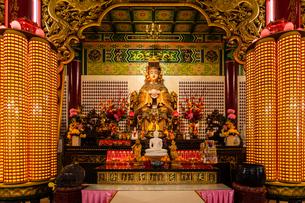 マレーシア 天后宮の写真素材 [FYI02992467]