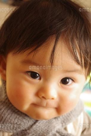 赤ちゃんの表情の写真素材 [FYI02992644]
