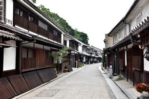 倉敷美観地区の写真素材 [FYI02993371]