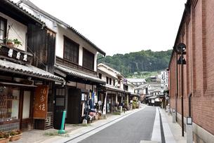 倉敷美観地区の写真素材 [FYI02993372]
