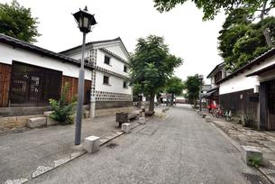 倉敷美観地区の写真素材 [FYI02993402]