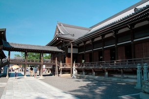 善通寺の御影堂の写真素材 [FYI02993637]