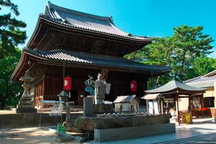 善通寺の金堂の写真素材 [FYI02993652]