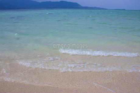 砂浜の写真素材 [FYI02993793]