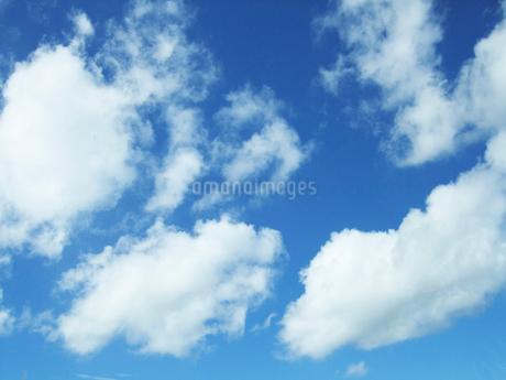 空の写真素材 [FYI02993939]