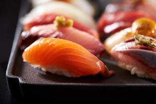 寿司の写真素材 [FYI02993971]