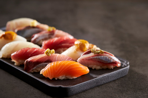 寿司の写真素材 [FYI02994042]