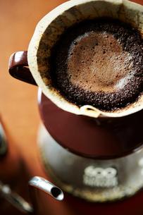 ドリップコーヒーの写真素材 [FYI02994071]