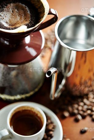 ドリップコーヒーの写真素材 [FYI02994072]