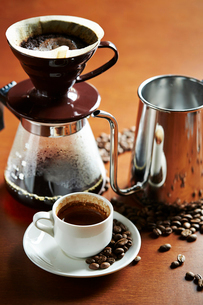 ドリップコーヒーの写真素材 [FYI02994073]