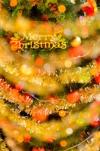 クリスマスツリーの写真素材 [FYI02994363]