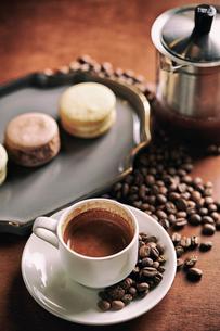 コーヒーの写真素材 [FYI02994544]