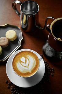 コーヒーの写真素材 [FYI02994545]