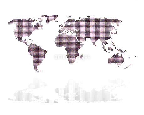 世界地図 イラストのイラスト素材 [FYI02994899]