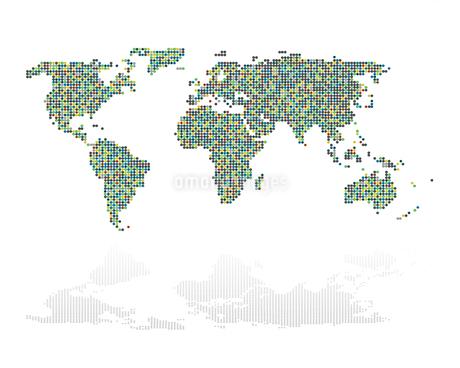 世界地図 イラストのイラスト素材 [FYI02994903]