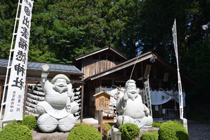出雲福徳神社の写真素材 [FYI02994983]