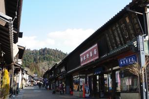岩村町 町並の写真素材 [FYI02994985]