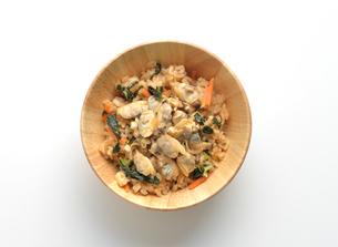あさりご飯の写真素材 [FYI02995092]