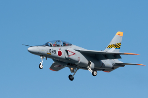 航空自衛隊T-4 練習機の写真素材 [FYI02995168]