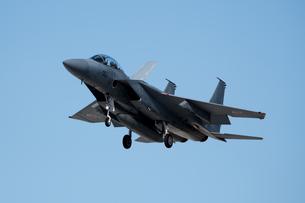 F-15 航空自衛隊戦闘機の写真素材 [FYI02995199]