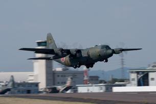 C-130 輸送機の写真素材 [FYI02995206]