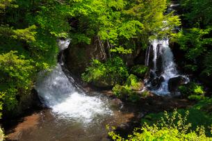 竜頭の滝の写真素材 [FYI02995405]