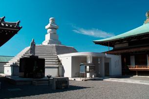 善通寺の光明殿の写真素材 [FYI02995406]