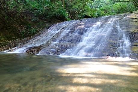 牧馬小滝の写真素材 [FYI02995479]