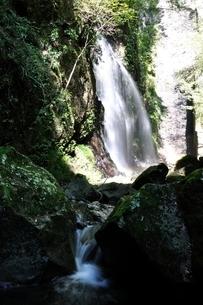 牧馬大滝の写真素材 [FYI02995491]
