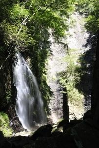 牧馬大滝の写真素材 [FYI02995492]