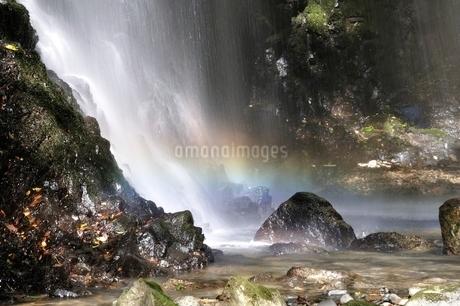 牧馬大滝の写真素材 [FYI02995503]