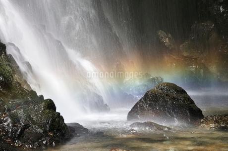 牧馬大滝の写真素材 [FYI02995512]