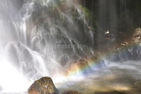 牧馬大滝の写真素材 [FYI02995518]