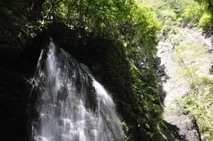 牧馬大滝の写真素材 [FYI02995524]