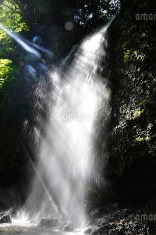 牧馬大滝の写真素材 [FYI02995537]